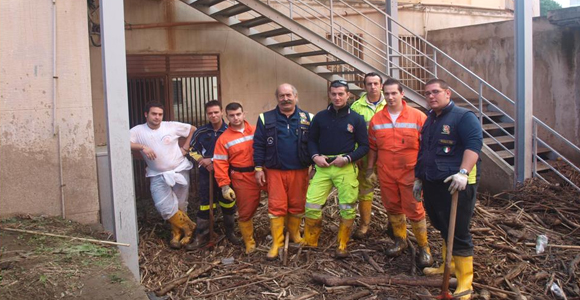 Emergenza idrogeologica Barcellona Pozzo di Gotto