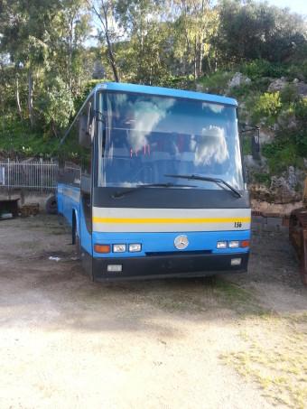 Donato un autobus alla Magna Vis